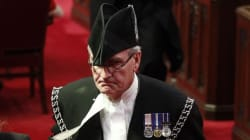 Canada, la guardia Kevin Vickers accolta come un eroe