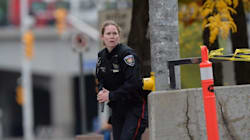 Dramatic Images From Ottawa After Gunman Goes On