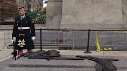 Resilience And Remembrance Mark Anniversary Of Parliament Hill