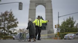 Police Draw Guns, Detain Man At National War Memorial As MPs