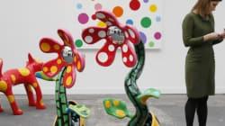 Fiac 2014 : les 10 valeurs montantes de l'art
