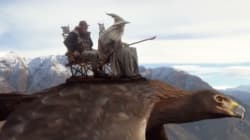 Il video per la sicurezza in volo spiegate dai protagonisti di Lo Hobbit