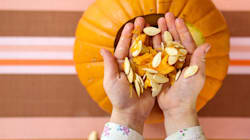 How To Eat All Those Pumpkin Seeds After You're Done