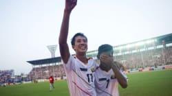 もはや日本代表では味わえない「魂を揺さぶる試合」ミャンマーに羨ましささえ感じた