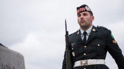 Journée d'hommages publics au caporal Nathan Cirillo à
