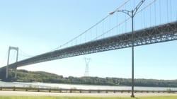 Pont Pierre-Laporte : fermeture complète au cours des nuits de lundi et mardi