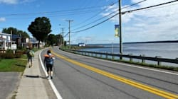 Sur le chemin du Compostelle québécois: Champlain à Sainte-Anne-de-la-Pérade