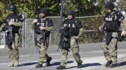 Fusillade en Californie: deux policiers tués, deux blessés, le suspect arrêté