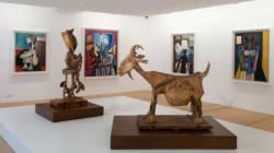 Visitez le musée Picasso en images