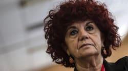Valeria Fedeli alla Leopolda dopo 34 anni di Cgil: