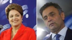 Ibope aponta crescimento de Aécio, mas Dilma é favorita para vencer pleito neste