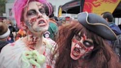 Les zombies ensanglantent Montréal