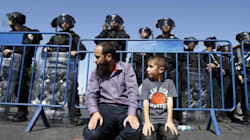 Bus israeliani vietati ai palestinesi della