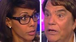 Clash entre Audrey Pulvar et Bernard Tapie sur