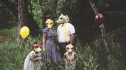 Des masques d'Halloween design à créer