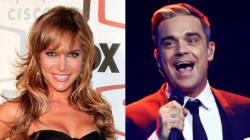 Robbie Williams partage une photo de sa femme entrain d'accoucher... en talons
