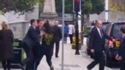 Le service de sécurité de Cameron va passer un sale quart