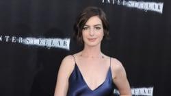 Anne Hathaway's Boudoir