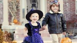 Situation délicate: Hallowen sécuritaire pour enfants avec