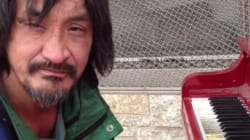 Homeless Piano Player Finds A Place To Call
