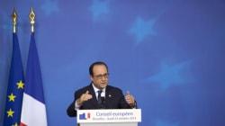 Le président français François Hollande prononcera un discours au