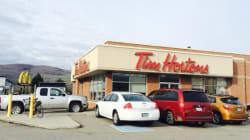Un client insatisfait chez Tim Hortons lance un