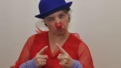 La réponse du clown Katapulte aux faux