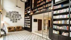 12 somptueuses bibliothèques d'hôtels pour amoureux de littérature -