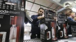 SodaStream va fermer son usine controversée de