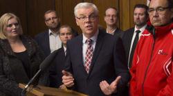 Manitoba Premier Could Face Leadership