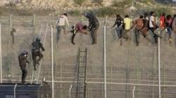 17.000 inmigrantes han tratado de saltar las vallas de Ceuta y Melilla en