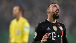 Franck Ribéry agressé par un supporteur sur le