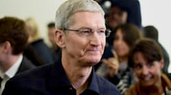 Apple CEO Comes