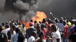 Le Burkina Faso s'enflamme contre son président au pouvoir depuis 27