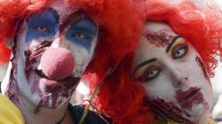 Non les clowns ne vont pas déferler sur la France pour