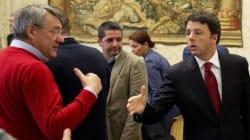 E Matteo Renzi distingue Maurizio Landini da Susanna Camusso: col primo, pronto a