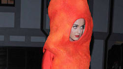 Katy Perry's Costume Wins