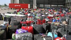 Fiumicino, caos bagagli per una protesta spontanea dei lavoratori di terra