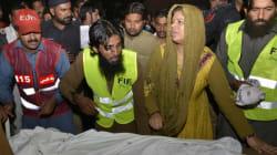 Pakistan: 55 morts dans l'explosion d'une bombe