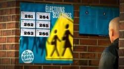 Élections scolaires: un taux de participation à