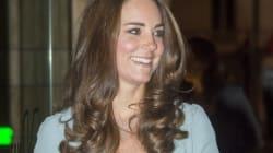 The Secret Behind Kate Middleton's New