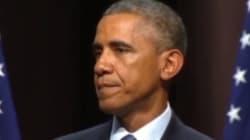 Obama voulait rester discret pour les élections de mi-mandat? C'est