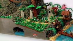L'île en Lego dont on a tous rêvé