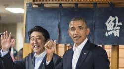すきやばし次郎「オバマ大統領は、出された寿司を全部食べた」