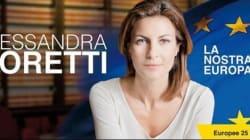 Alessandra Moretti da Montecitorio a Bruxelles alla Regione