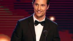 Matthew McConaughey pense qu'«il est temps d'accepter»