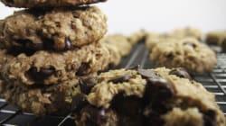 Biscuits Monkey nutritifs au chocolat