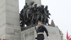 Former U.S. Marine Guards War