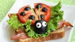5 idee per i vostri bambini: colazione, pranzo e