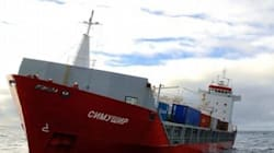 Russian Cargo Ship A Wake-Up Call For B.C.